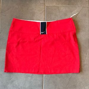 Nike skirt vintage style size Small
